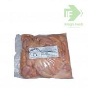 File de peito de frango ( Bife in Natura). Gramatura 90/100