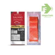 Porção de salmão 125g