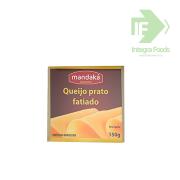 Queijo prato (tipo lanche) 150gr