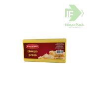 Queijo prato (tipo lanche) 2,4kg fatiado