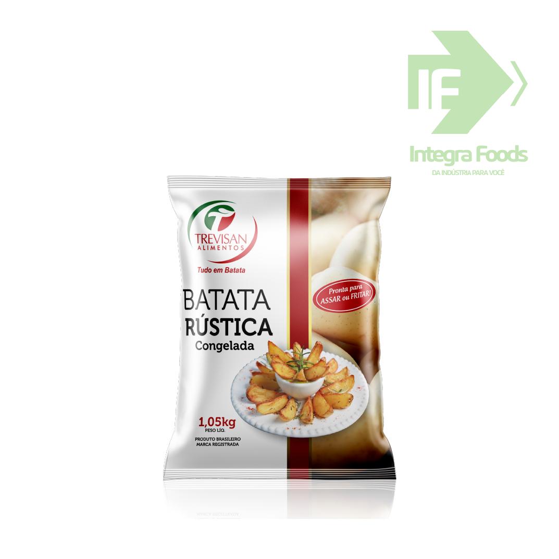 BATATA RÚSTICA - PCT. 1,005Kg
