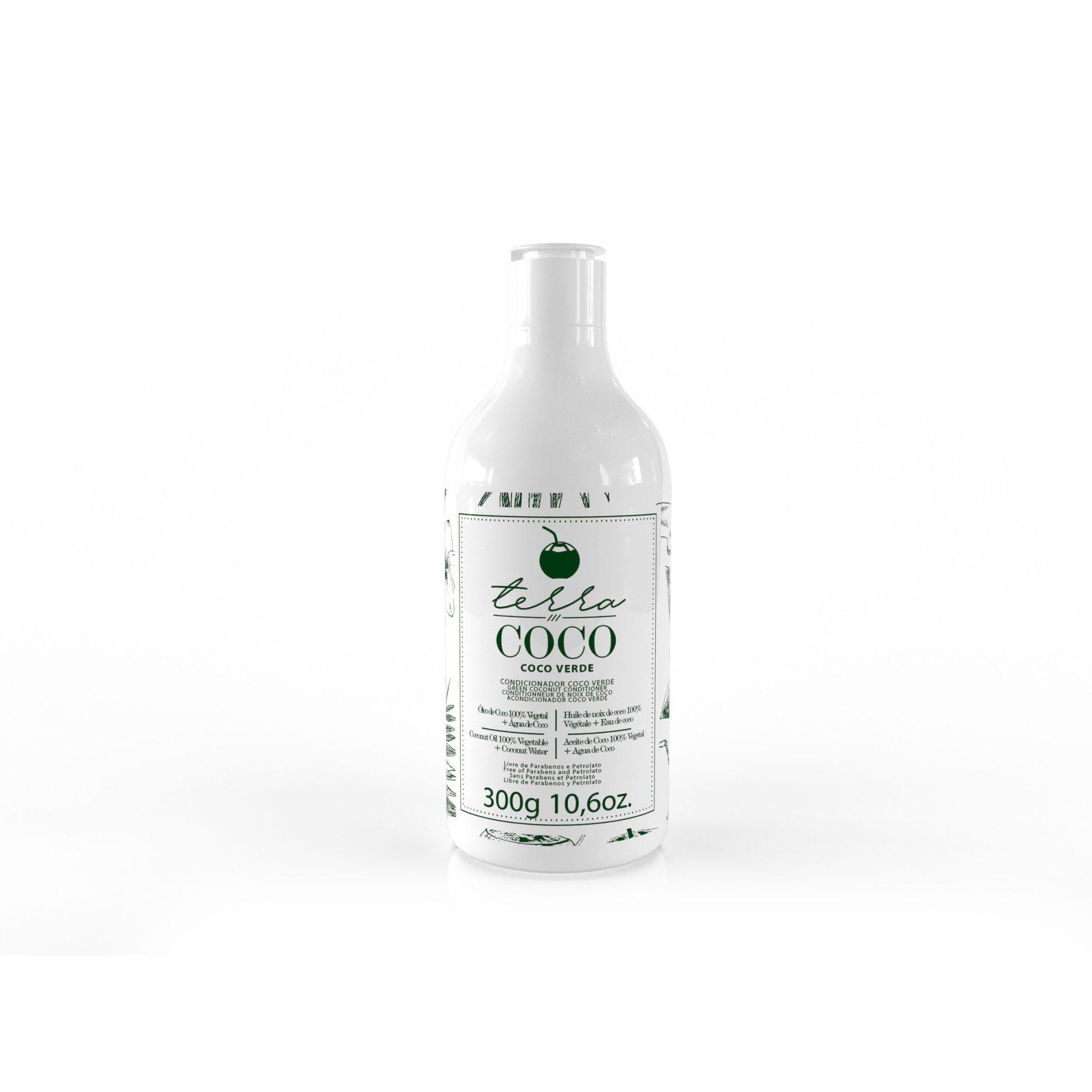 Condicionador Coco Verde 300g - Terra Coco