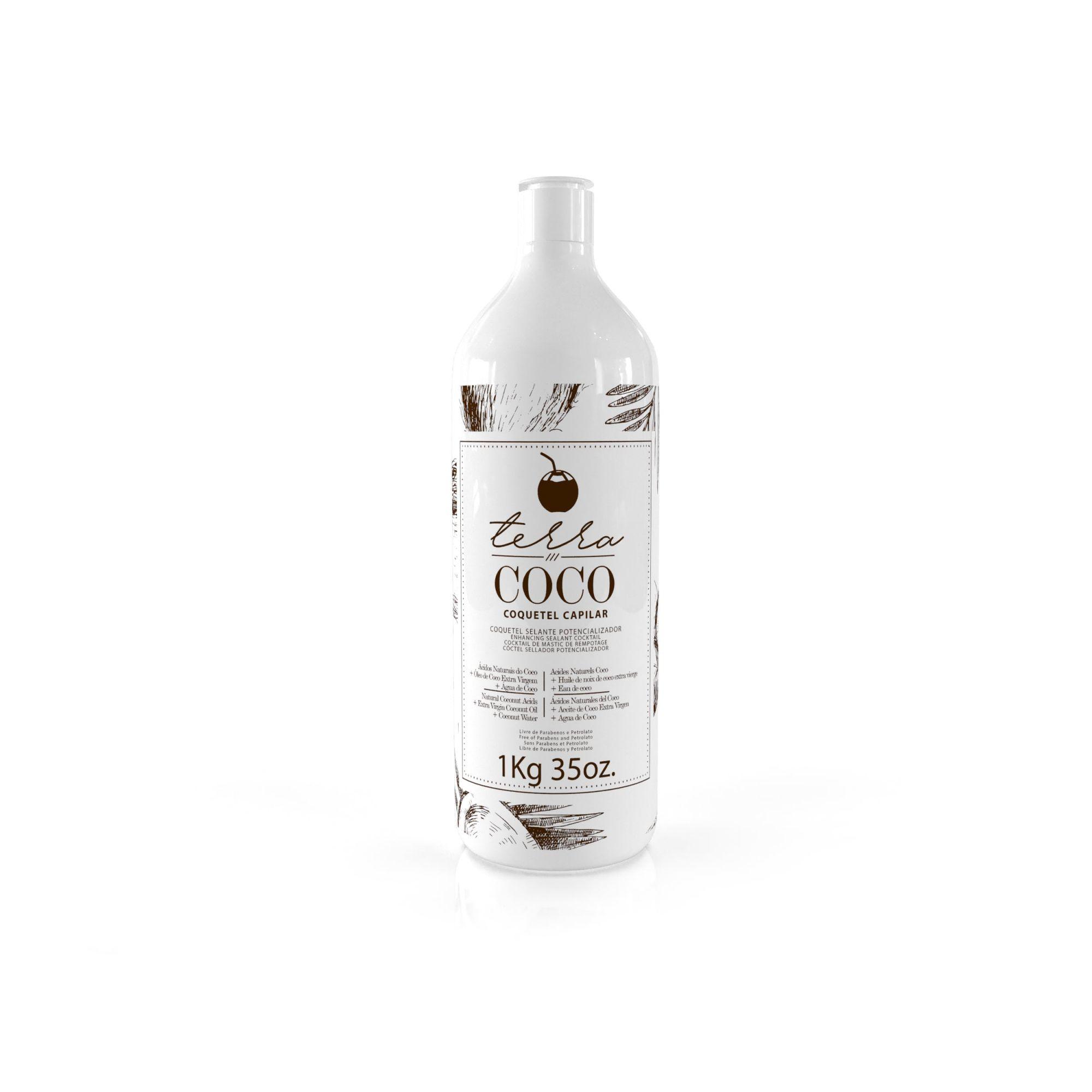 Coquetel Selante Potencializador 1kg - Terra Coco
