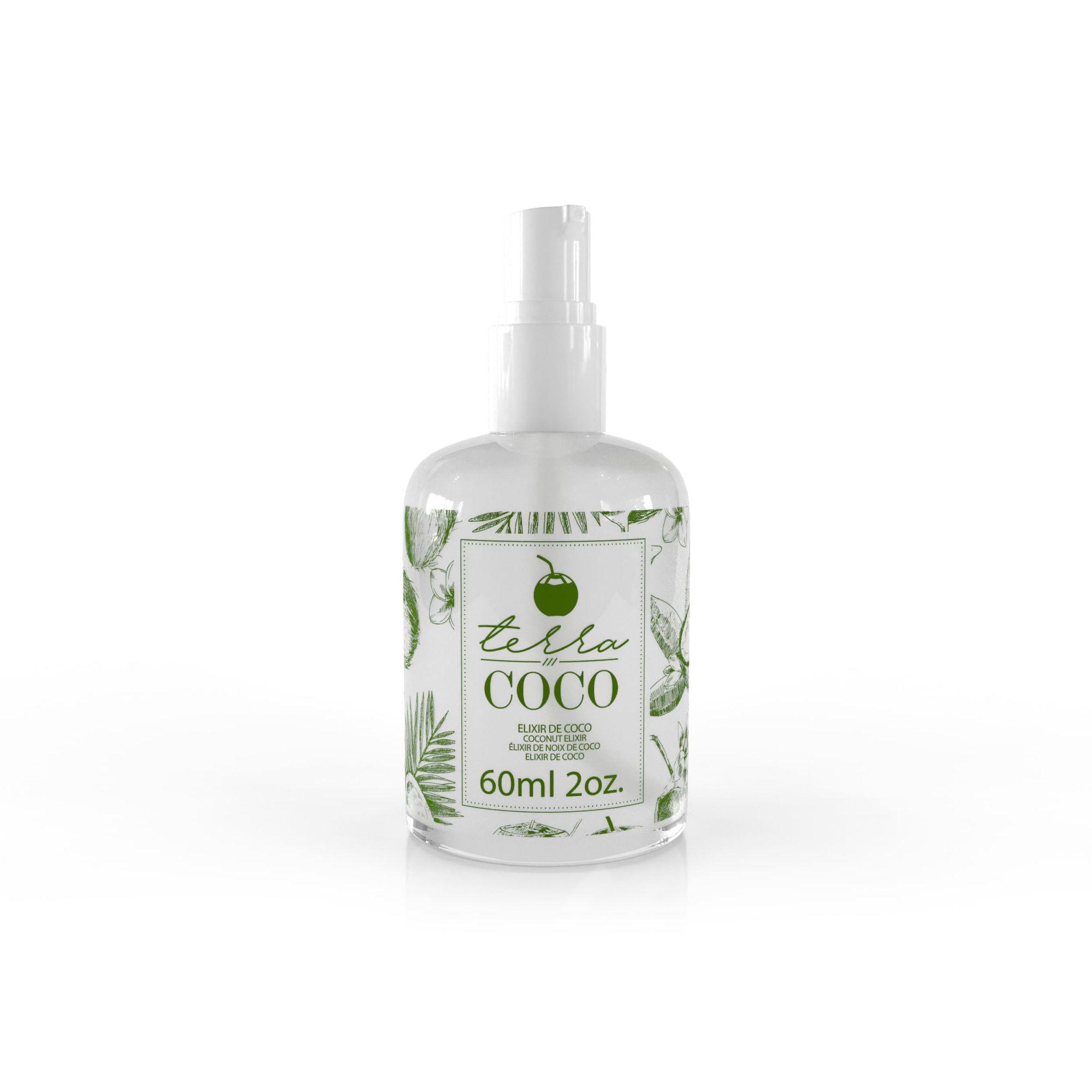 Elixir de Coco 60ml - Terra Coco