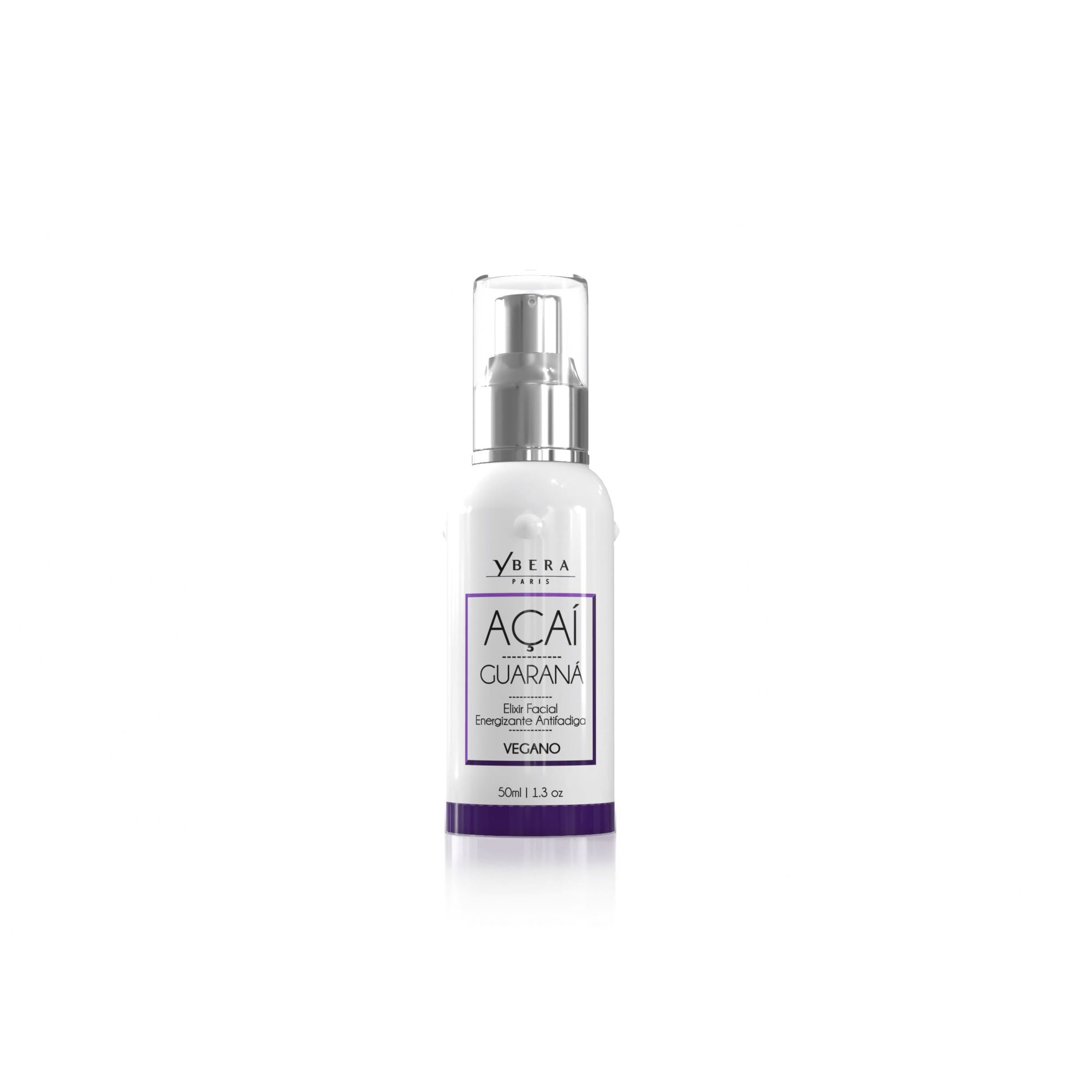 ELIXIR FACIAL AÇAÍ E GUARANÁ 50ml