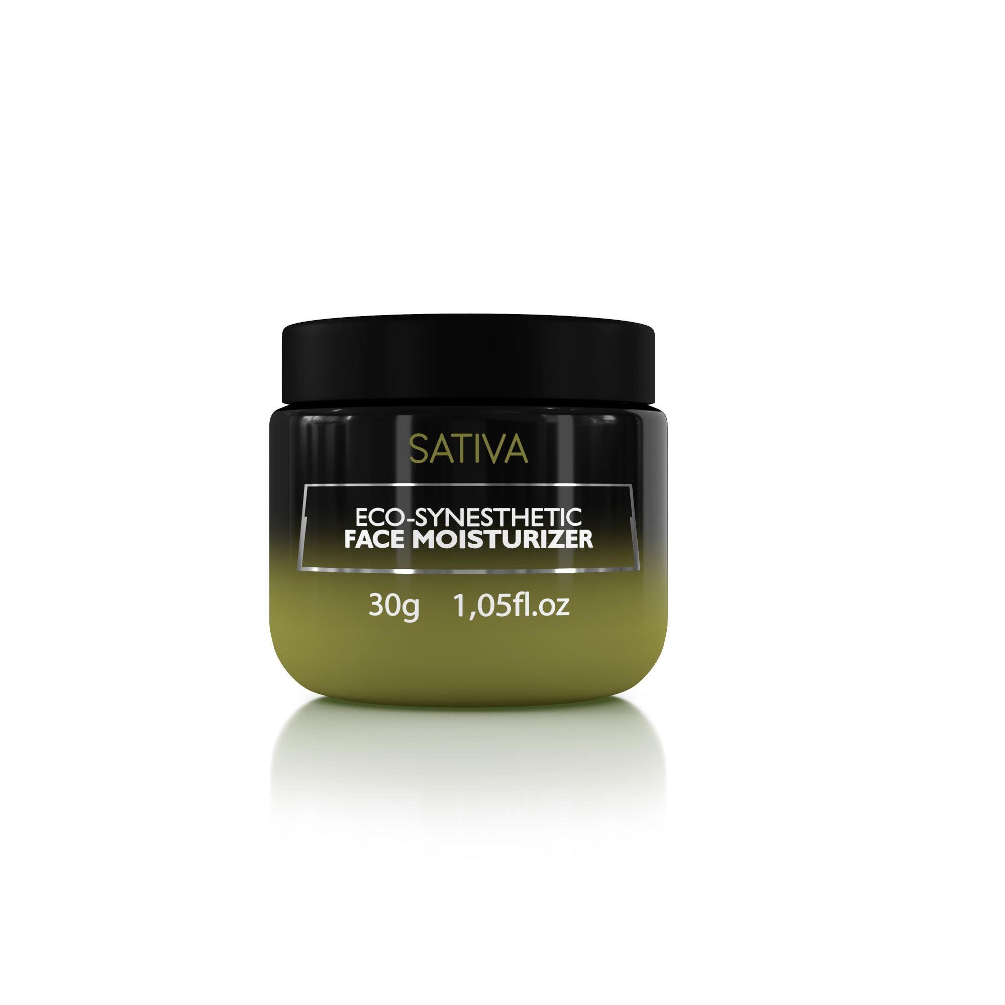 Hidratante Facial Eco Sinestésico Sativa 30g