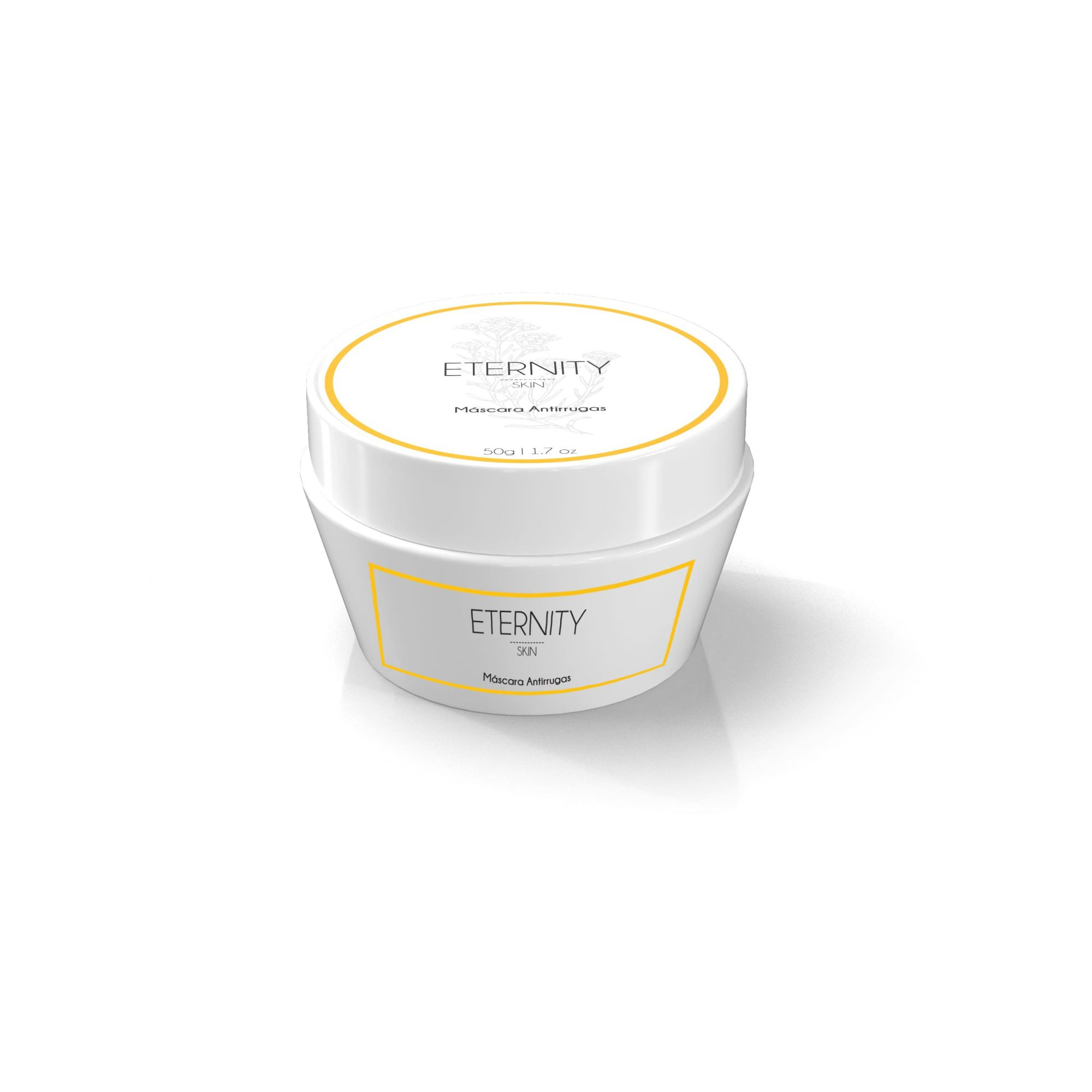 Máscara Antirrugas Eternity Skin 50g