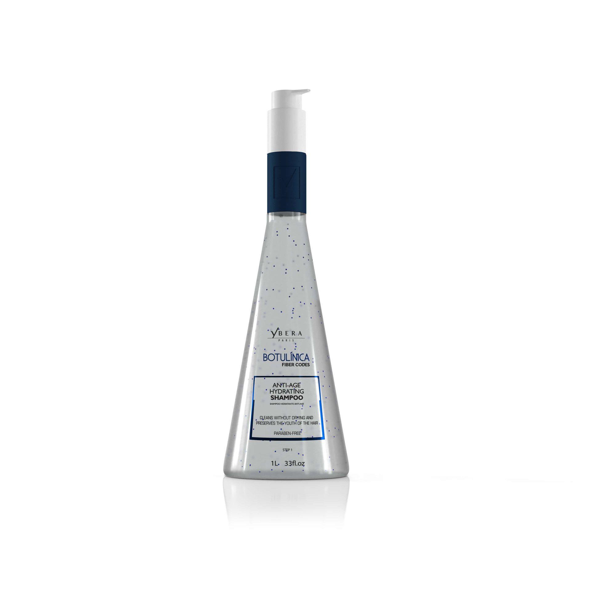 Shampoo Hidratante Anti-Age Botulinica 1L
