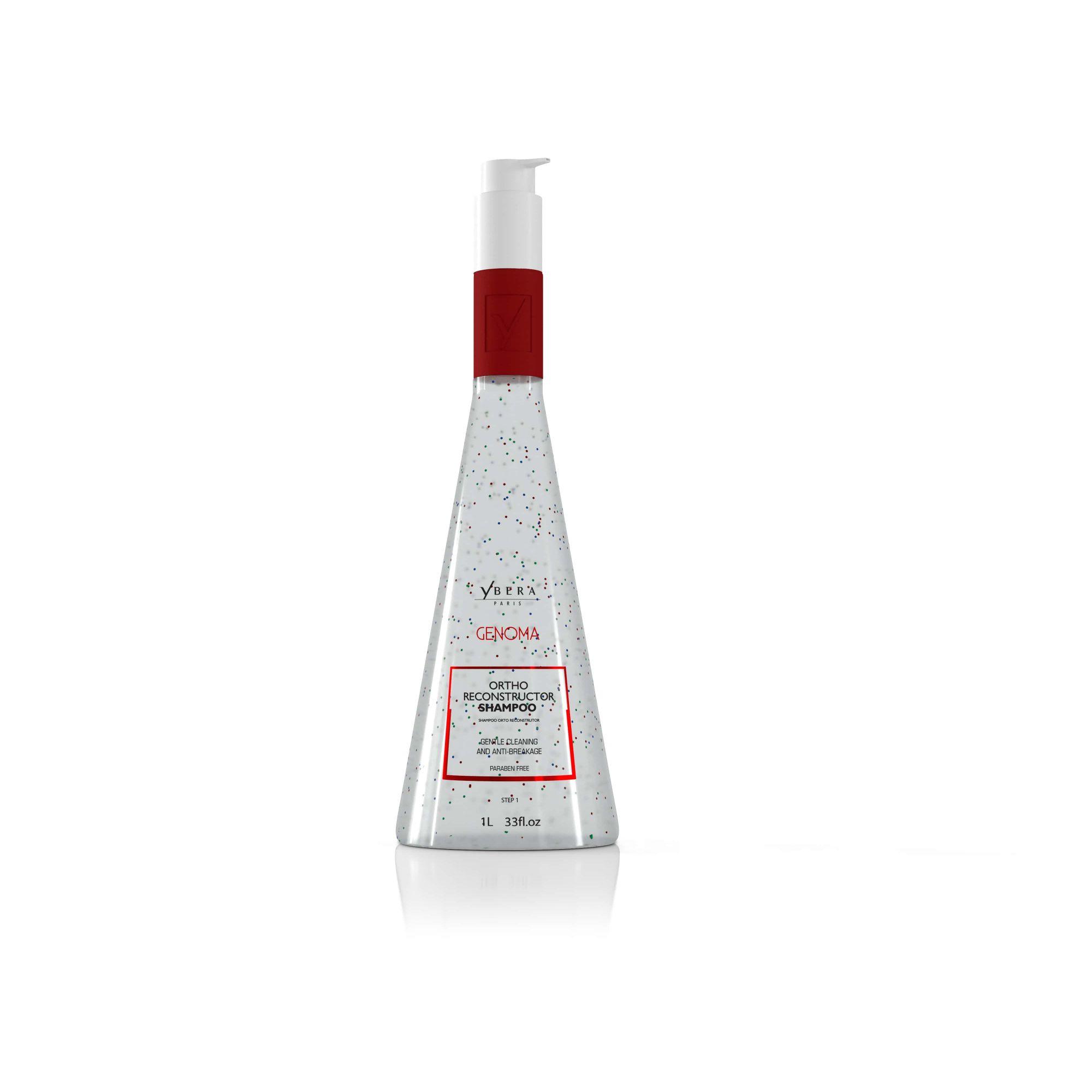 Shampoo Hidratante Genoma  Ybera Paris 1L