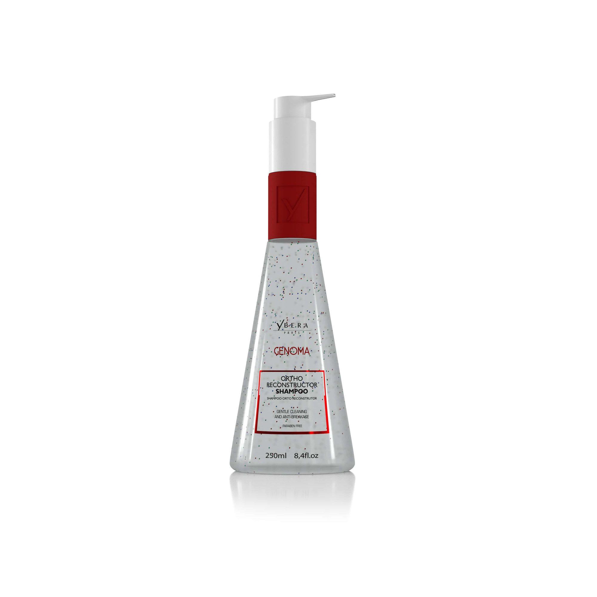 Shampoo Hidratante Manutenção Genoma Ybera Paris 250ml