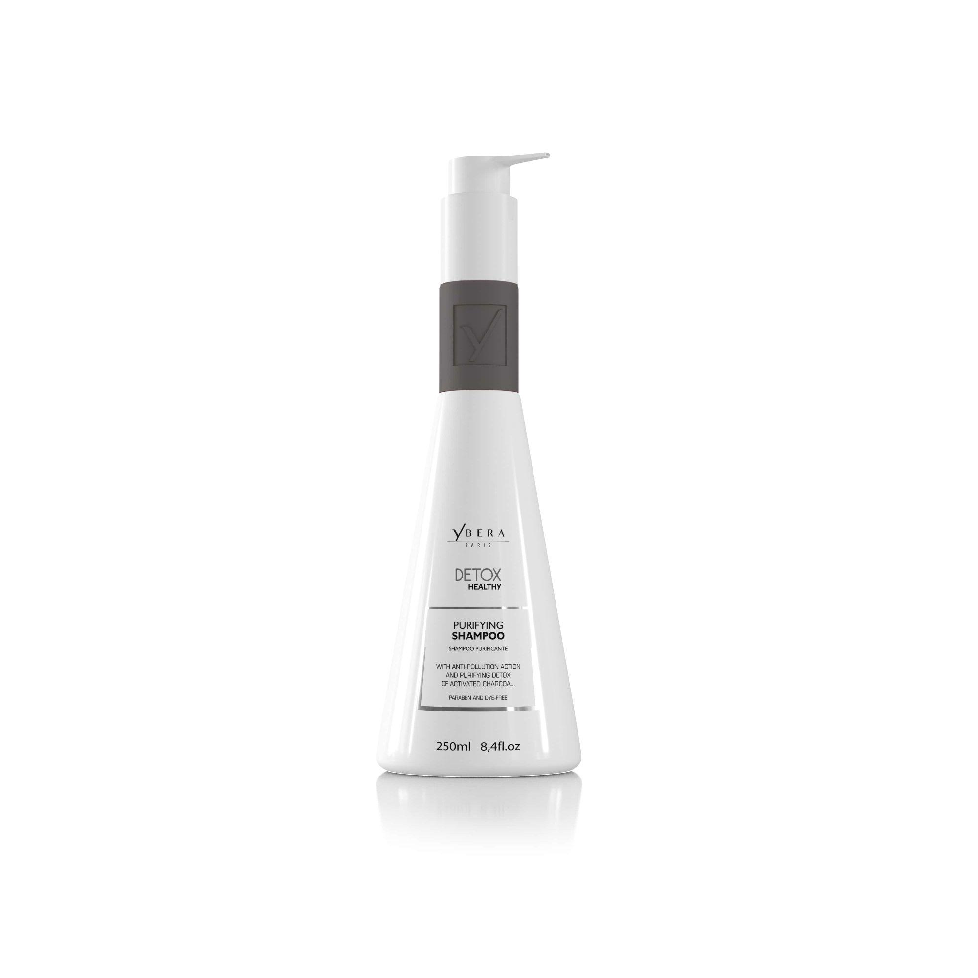 Shampoo Manutenção Detox Healthy Ybera Paris 250ml