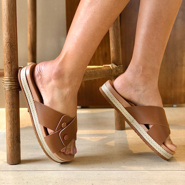 Sandália  birken confort