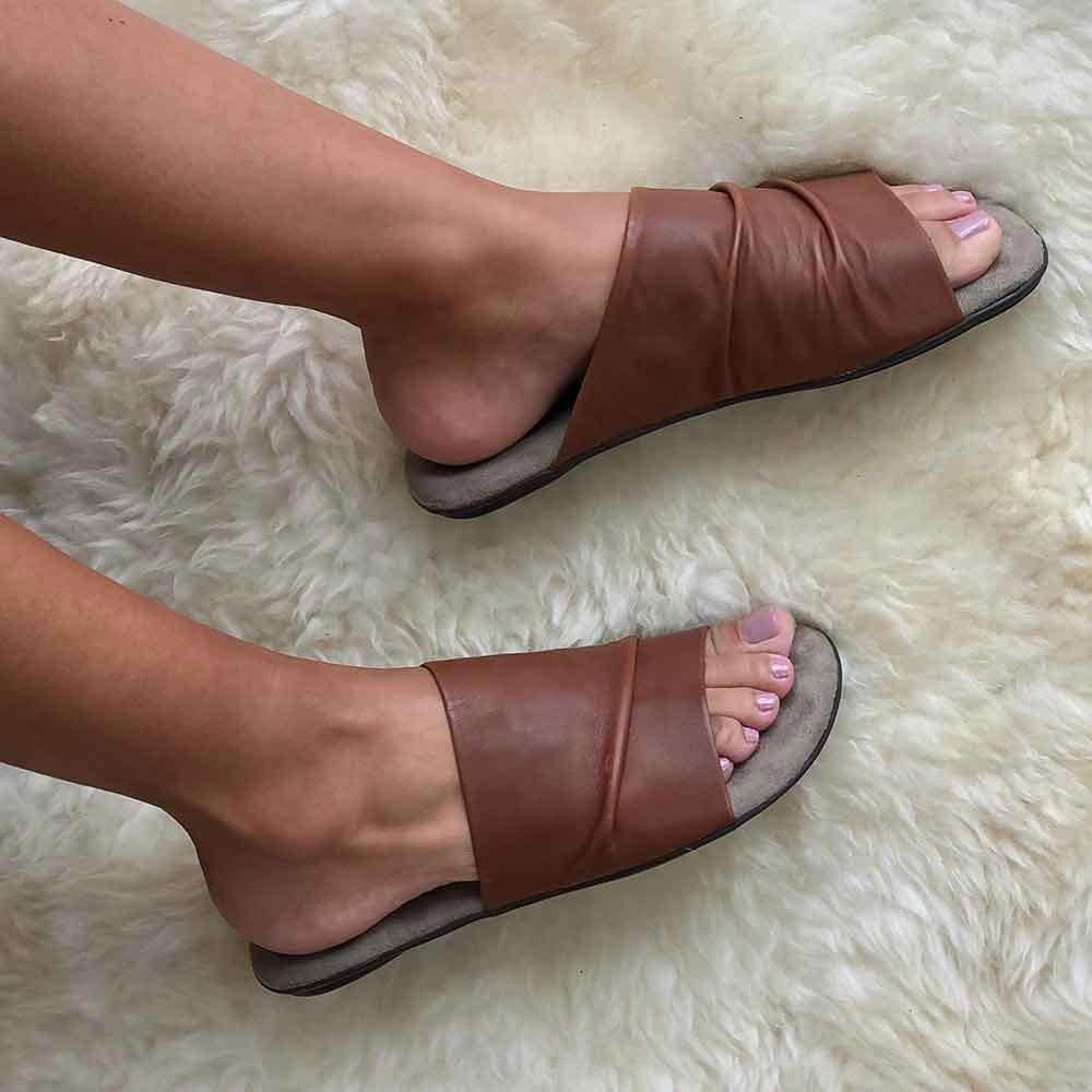 Sandália chinelo linha conforto