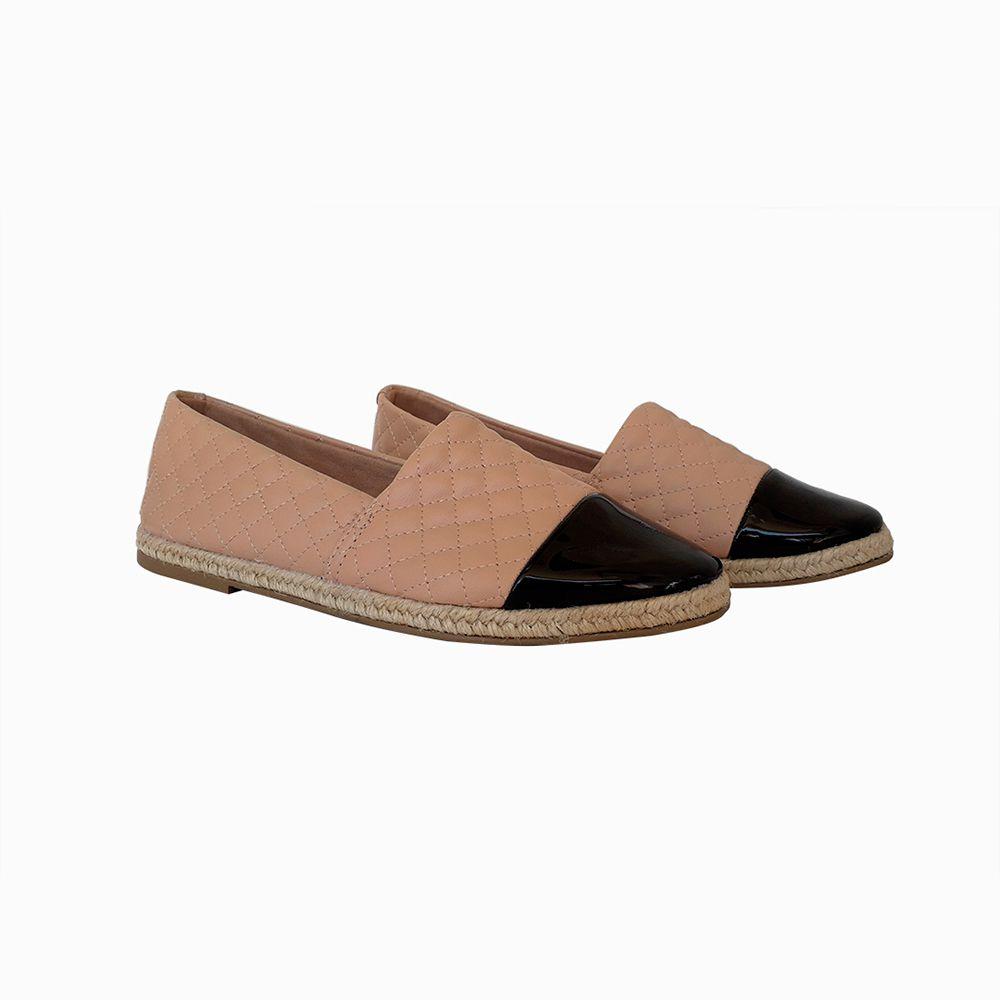 Sapato Alpargata Matelasse