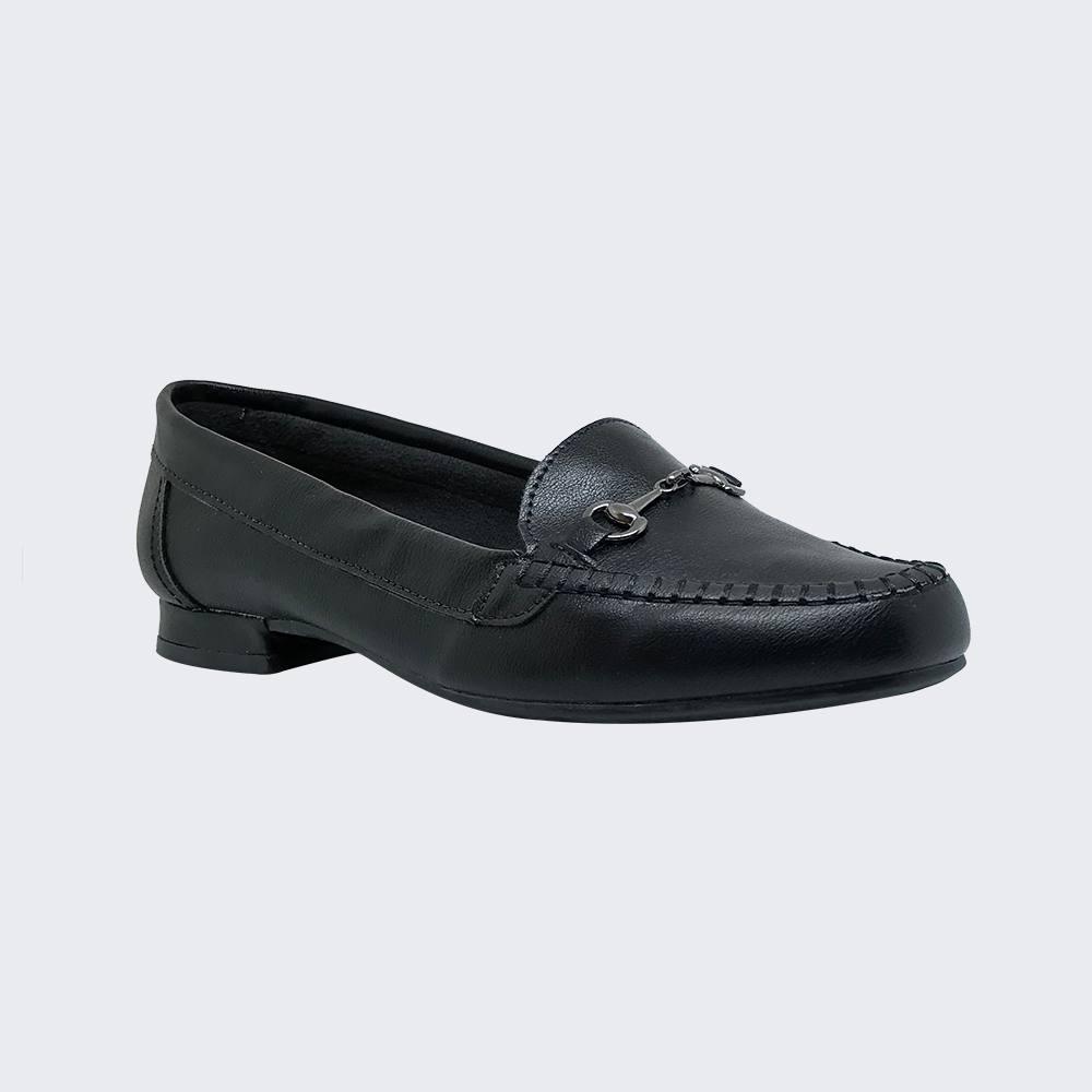 Sapato Mocassim bico fino