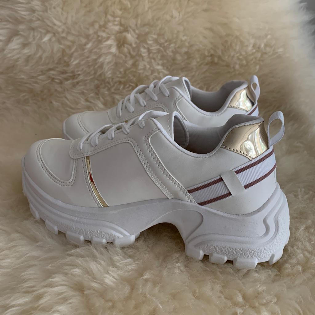Sapato sapatênis chunky