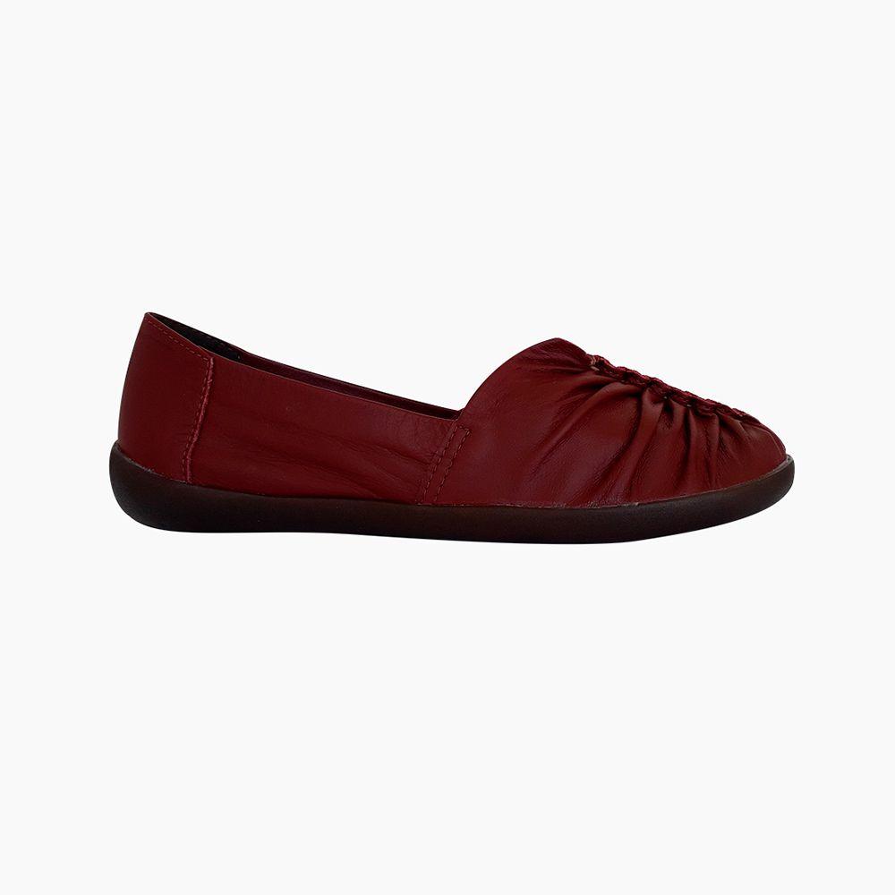 Sapato Sapatilha bico redondo conforto