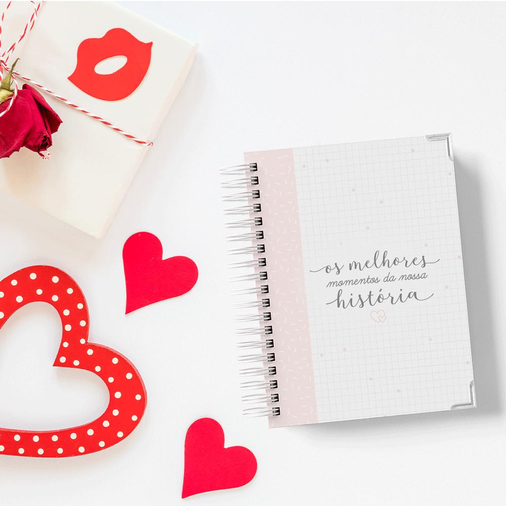 Caderno Nossos Momentos