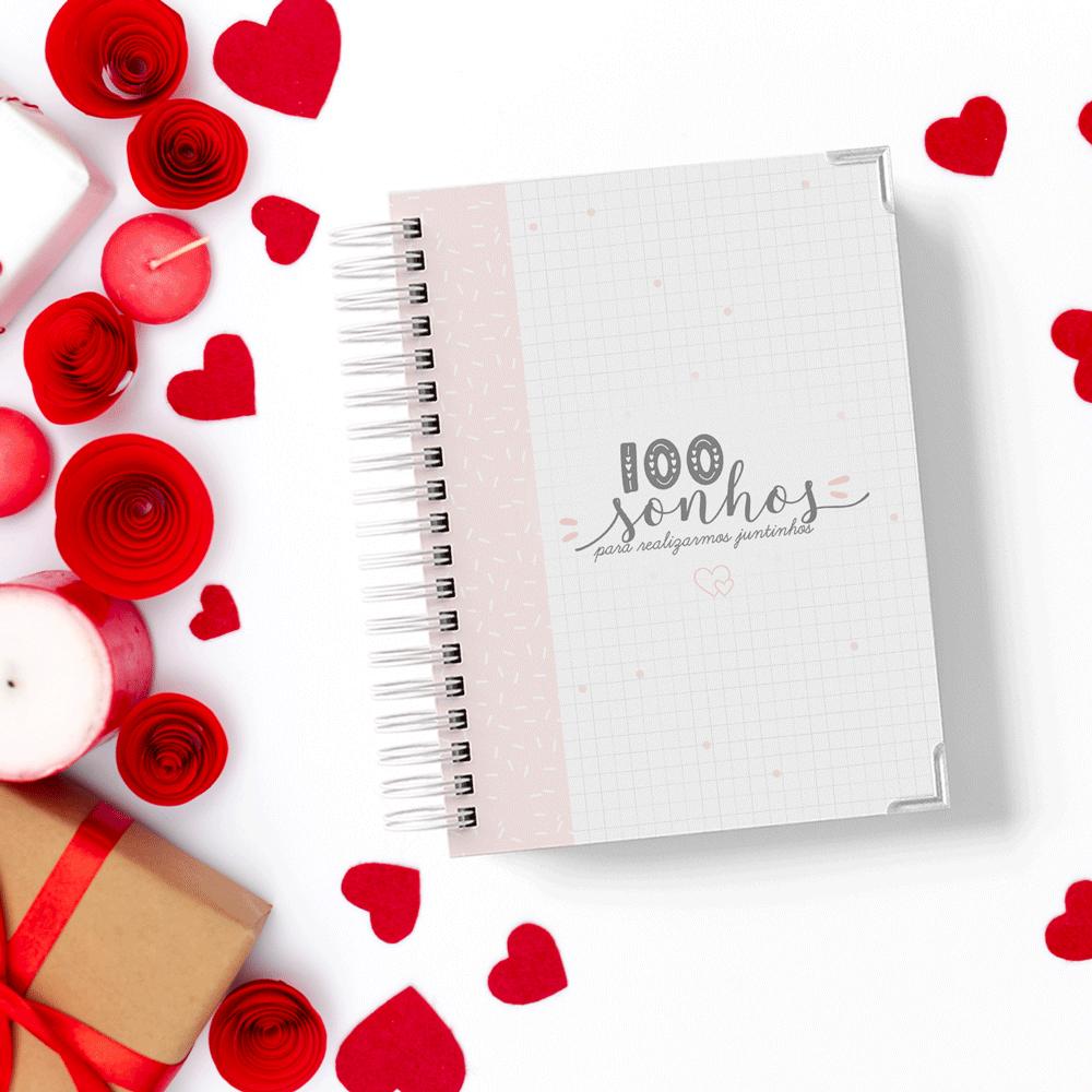 Caderno Nossos Sonhos