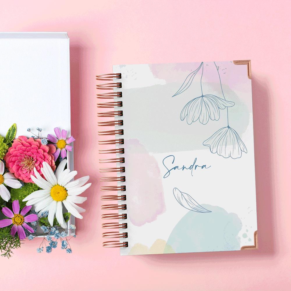 Caderno Pautado