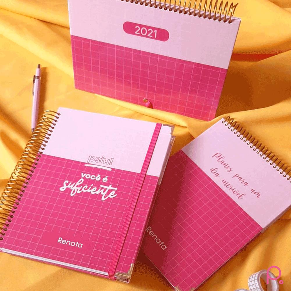 Kit Planner  Despertar - Criativa