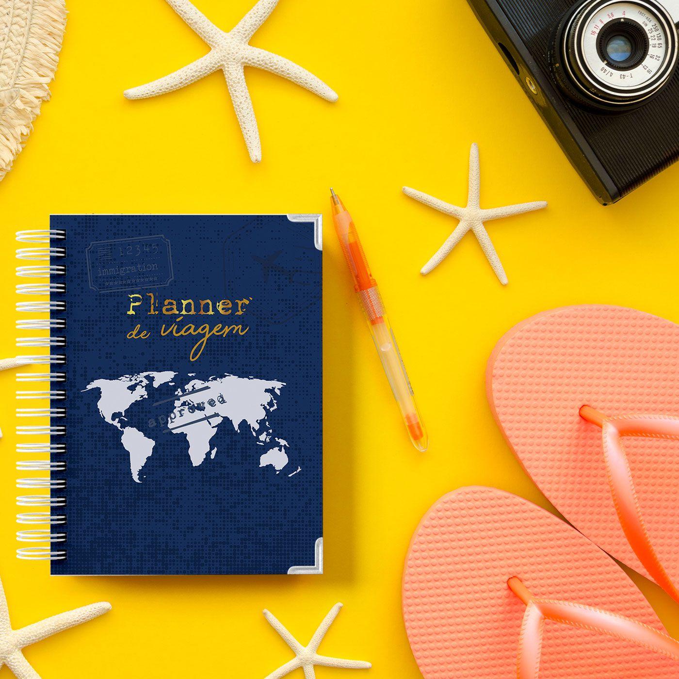 Planner de Viagem