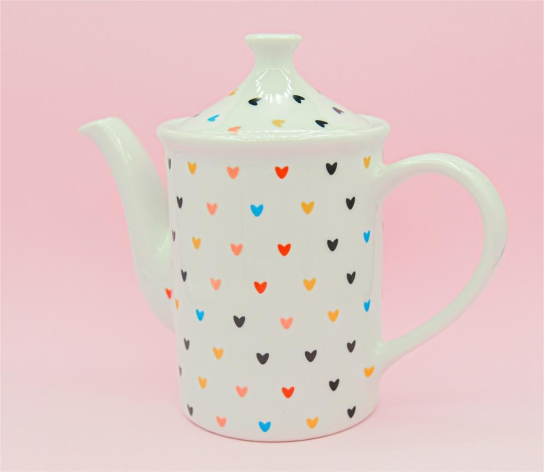 BULE 750 ML HEARTS COLORS