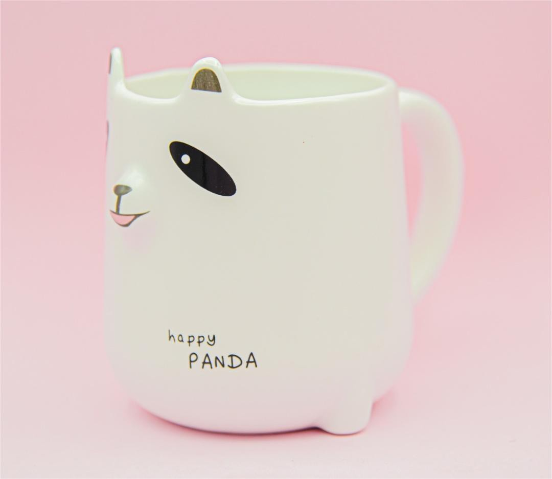 CANECA - CACHEPOT ANIMAL WORLD HAPPY PANDA