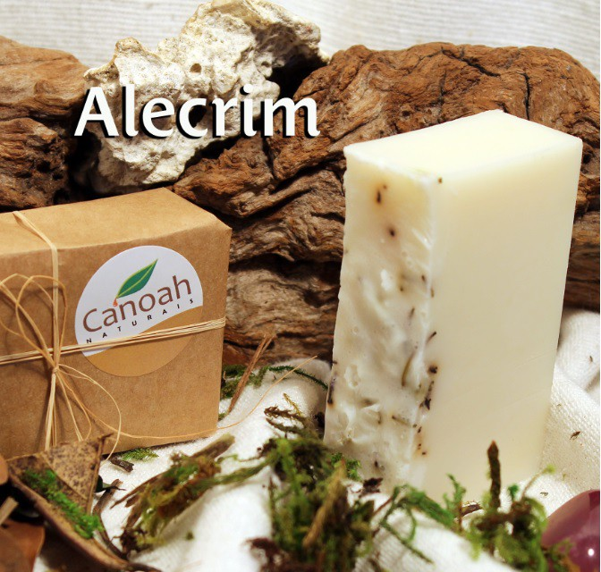 Sabonete de Alecrim