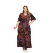 Vestido Lillie Print