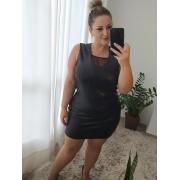 Vestido Paete