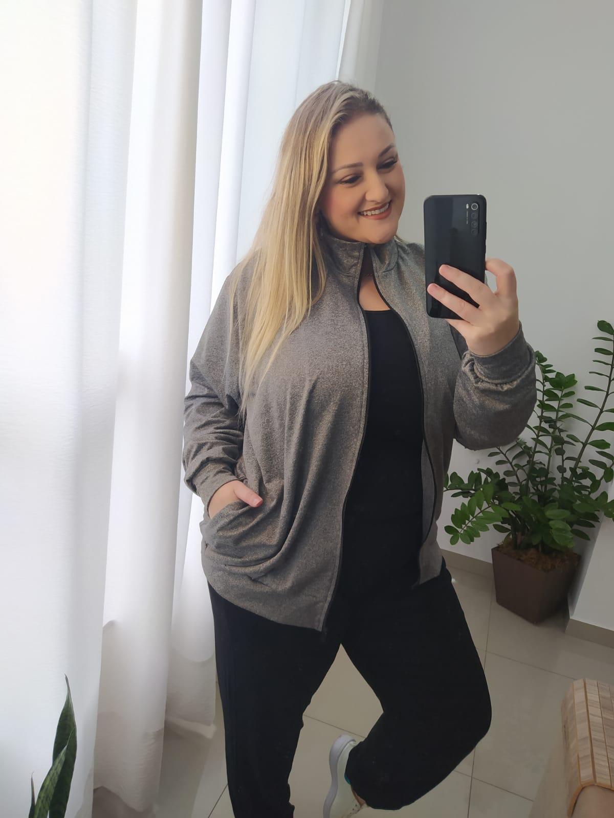 Blusa Molecotton Maxi