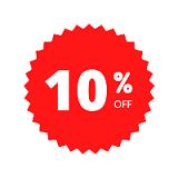 Verão 10%