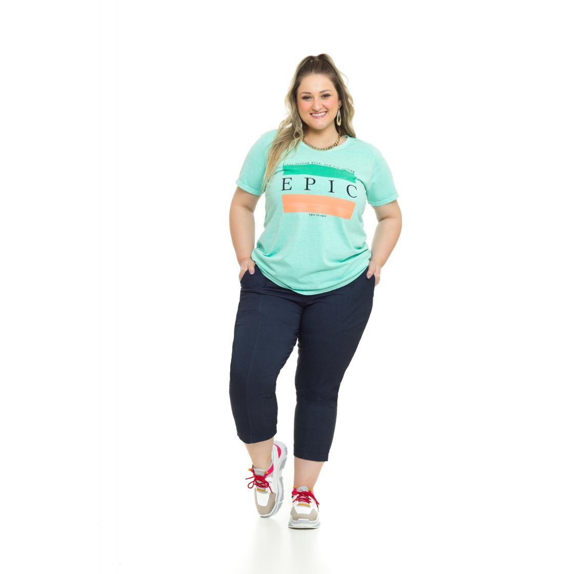 T-shirt Estonada Epic Verde