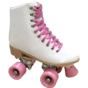 Patins Quad Infantil  OWL Sports Snow Pink