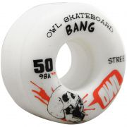 Roda De Skate Owl Sports Bang 50mm