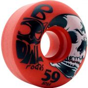 Roda De Skate Owl Sports Bowl 59mm