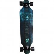 Skate Longboard Completo OWL Sports Moon Time Cortex Speed