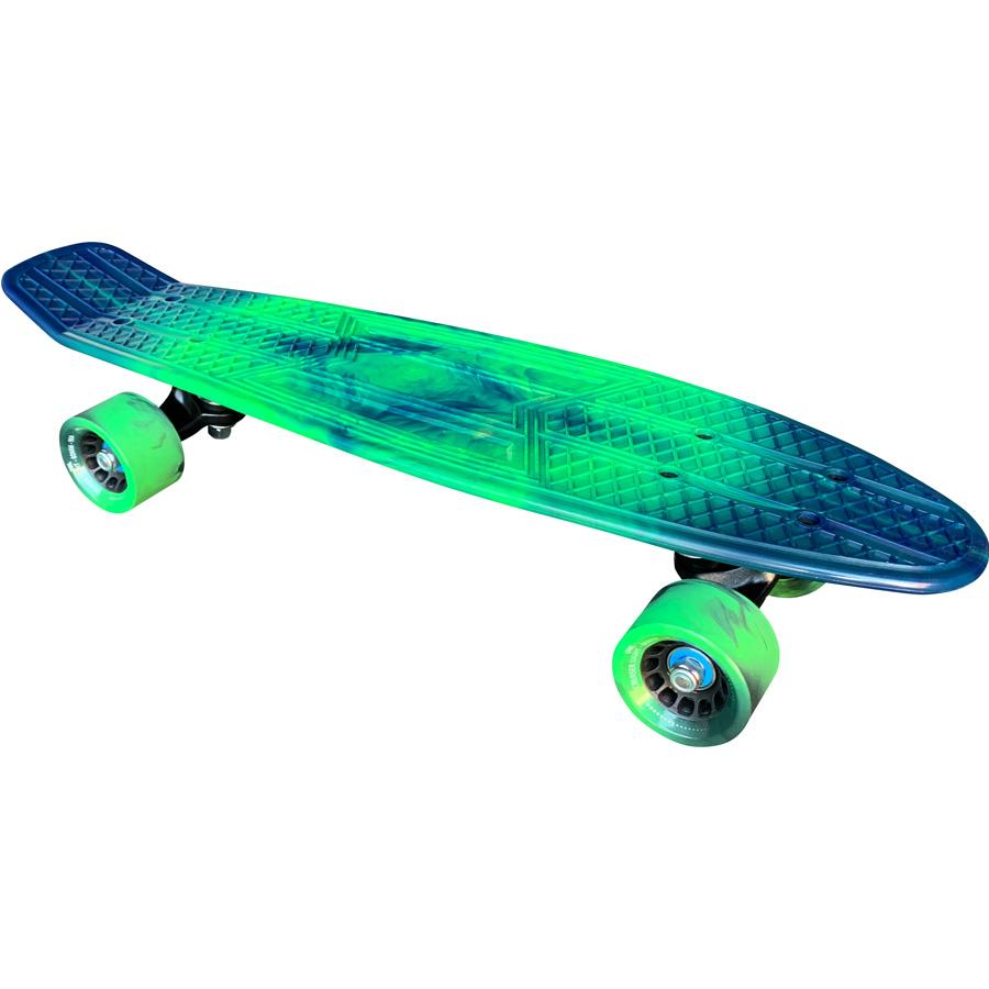 Skate Mini Cruiser Owl Sports Green (Experience)  - OWL Sports