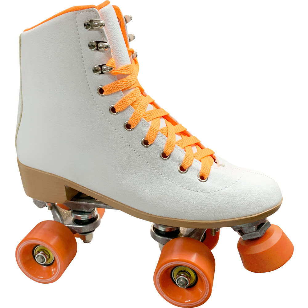 Patins Quad OWL Sports Snow Orange Aluminum