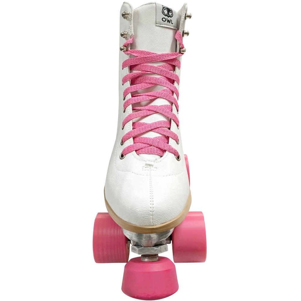 Patins Quad OWL Sports Snow Pink Aluminum