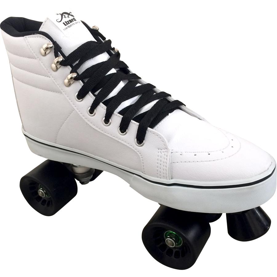 Patins Quad OWL Sports Tênis Branco