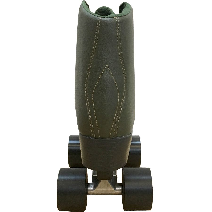 Patins Retrô Quad Owl Sports Militar