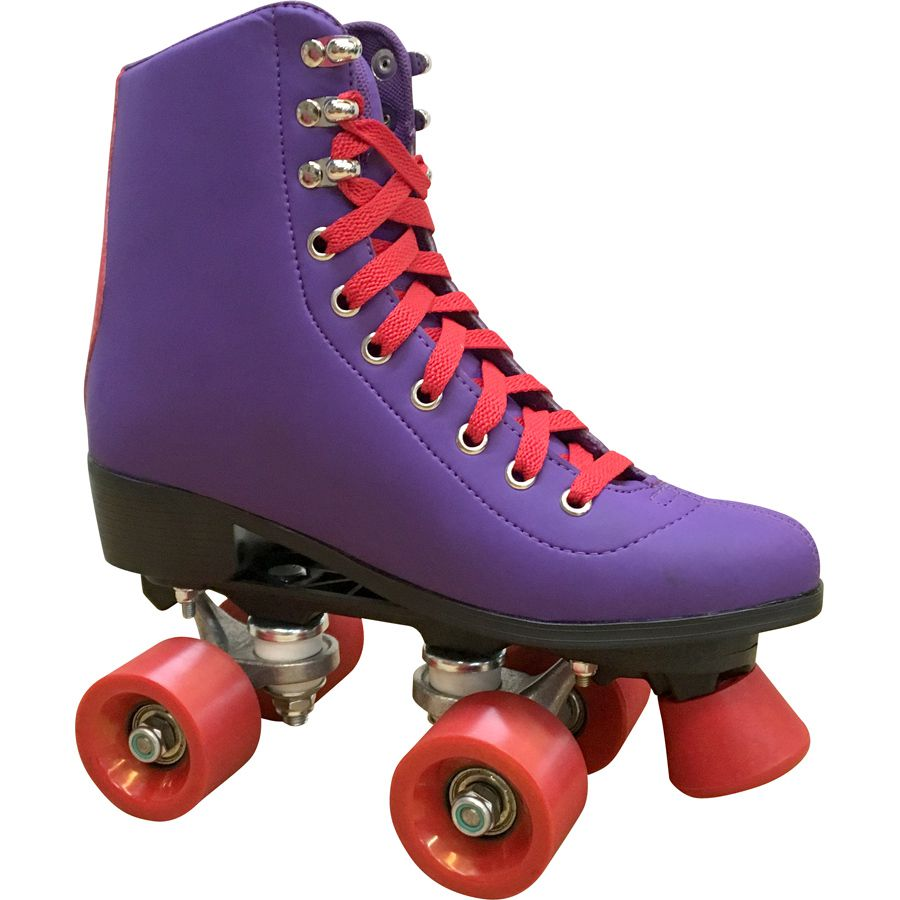 Patins Retrô Quad Owl Sports Violet