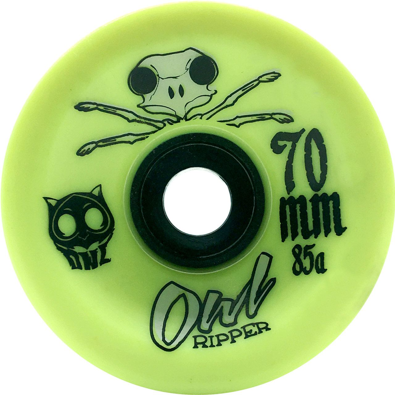 Roda De Longboard Owl Sports Ripper 70mm