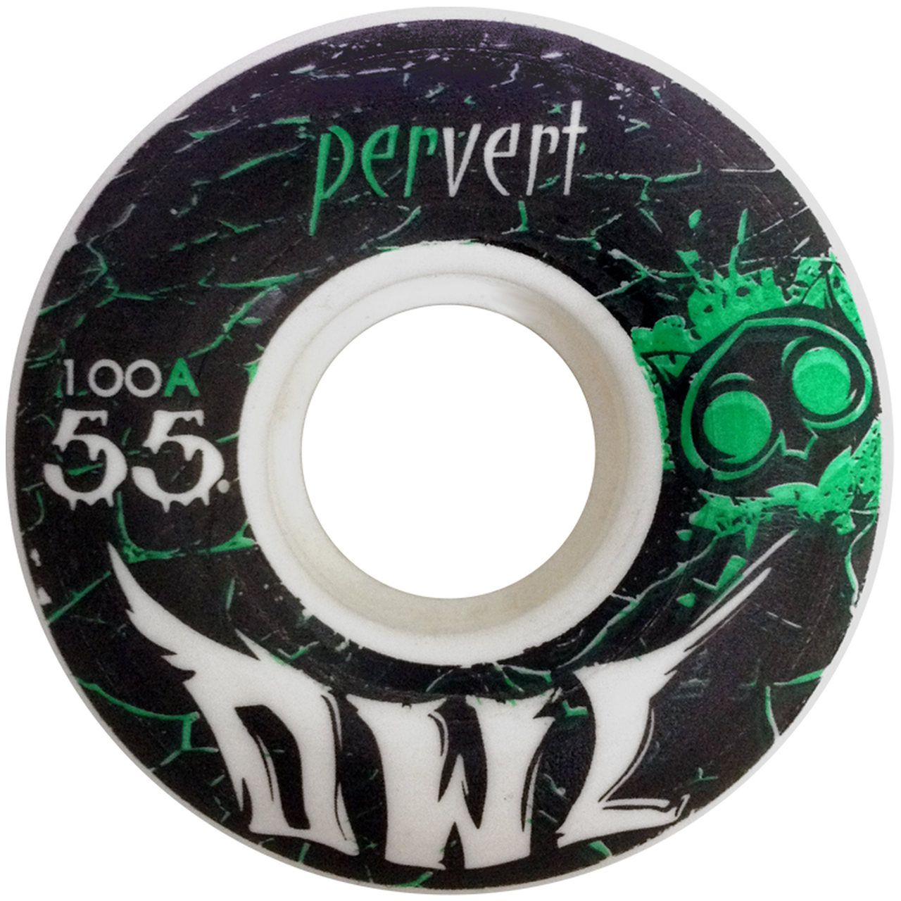 Roda De Skate Owl Sports Pervert 55mm