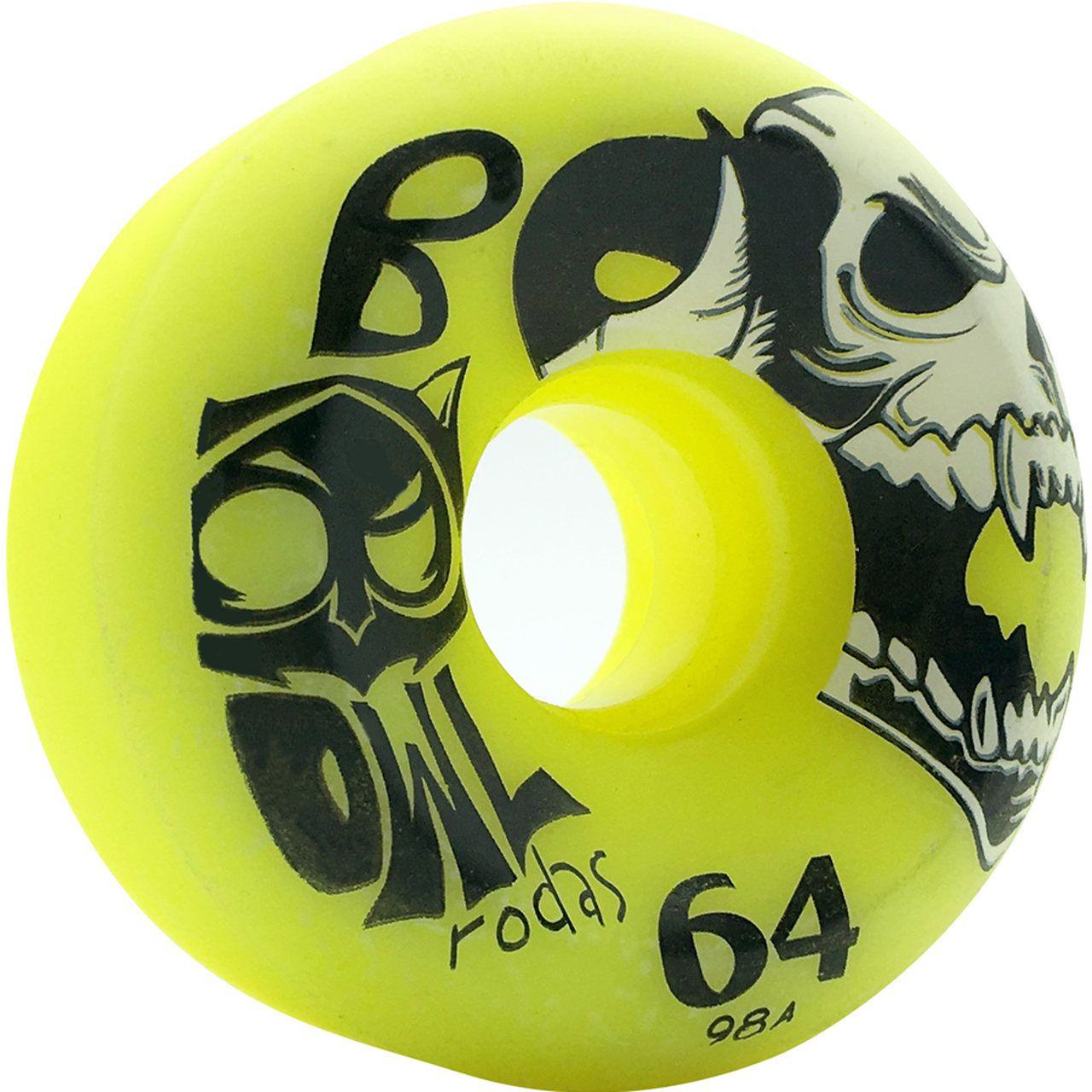 Roda Owl Sports Bowl 64mm