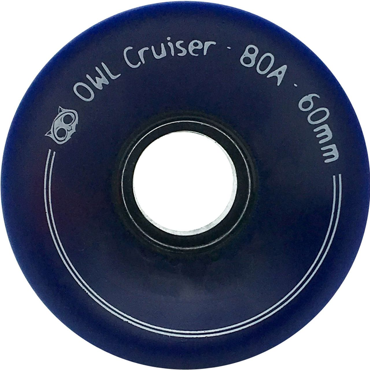 Roda Owl Sports Cruiser Azul 60mm
