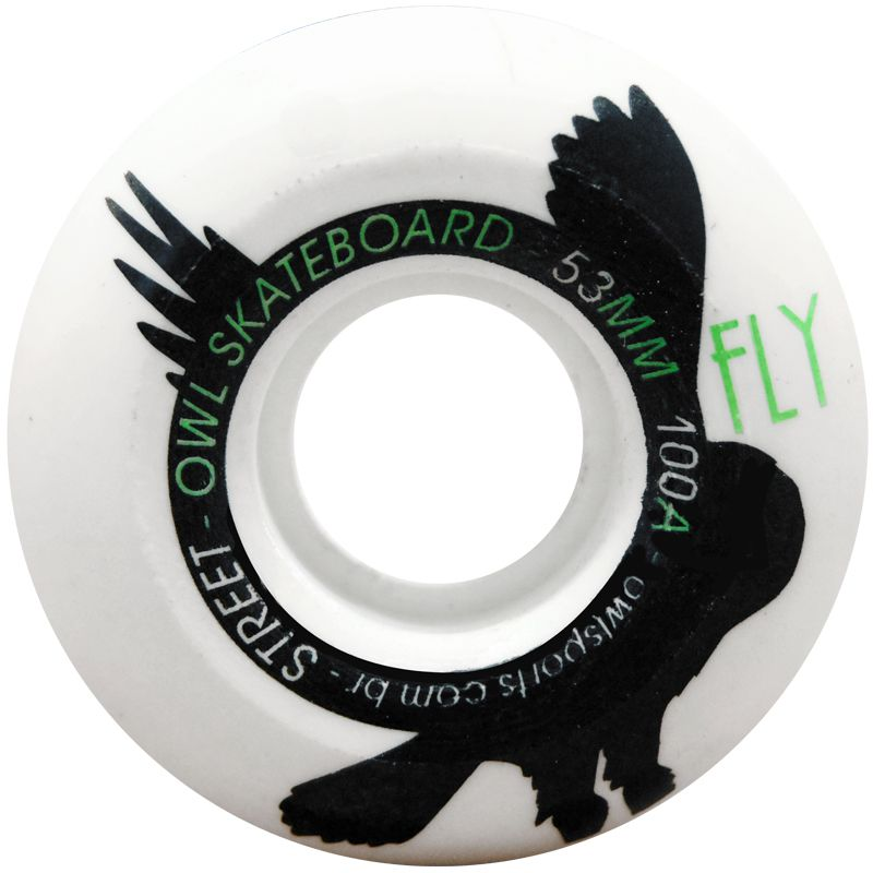 Roda Owl Sports Fly 53mm