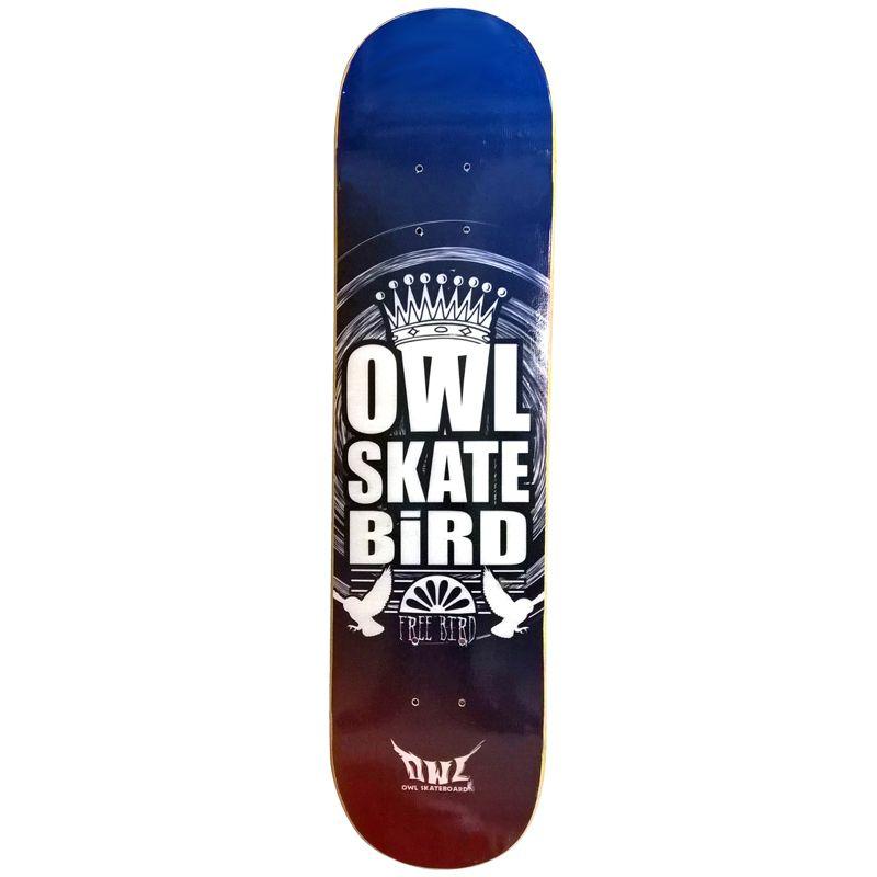 Shape Para Skate Street Owl Sports Freebird